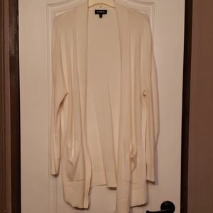 Express long cardigan